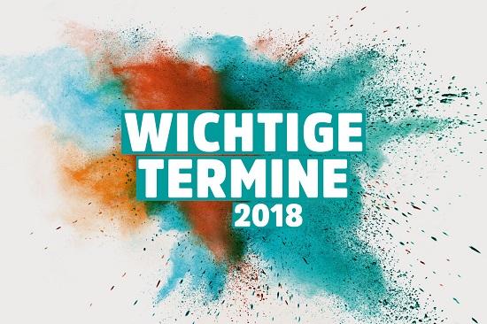 Bewerbung Und Ausbildung Wichtige Termine 2018 Bayernweite Woche